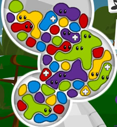 Gluey Game